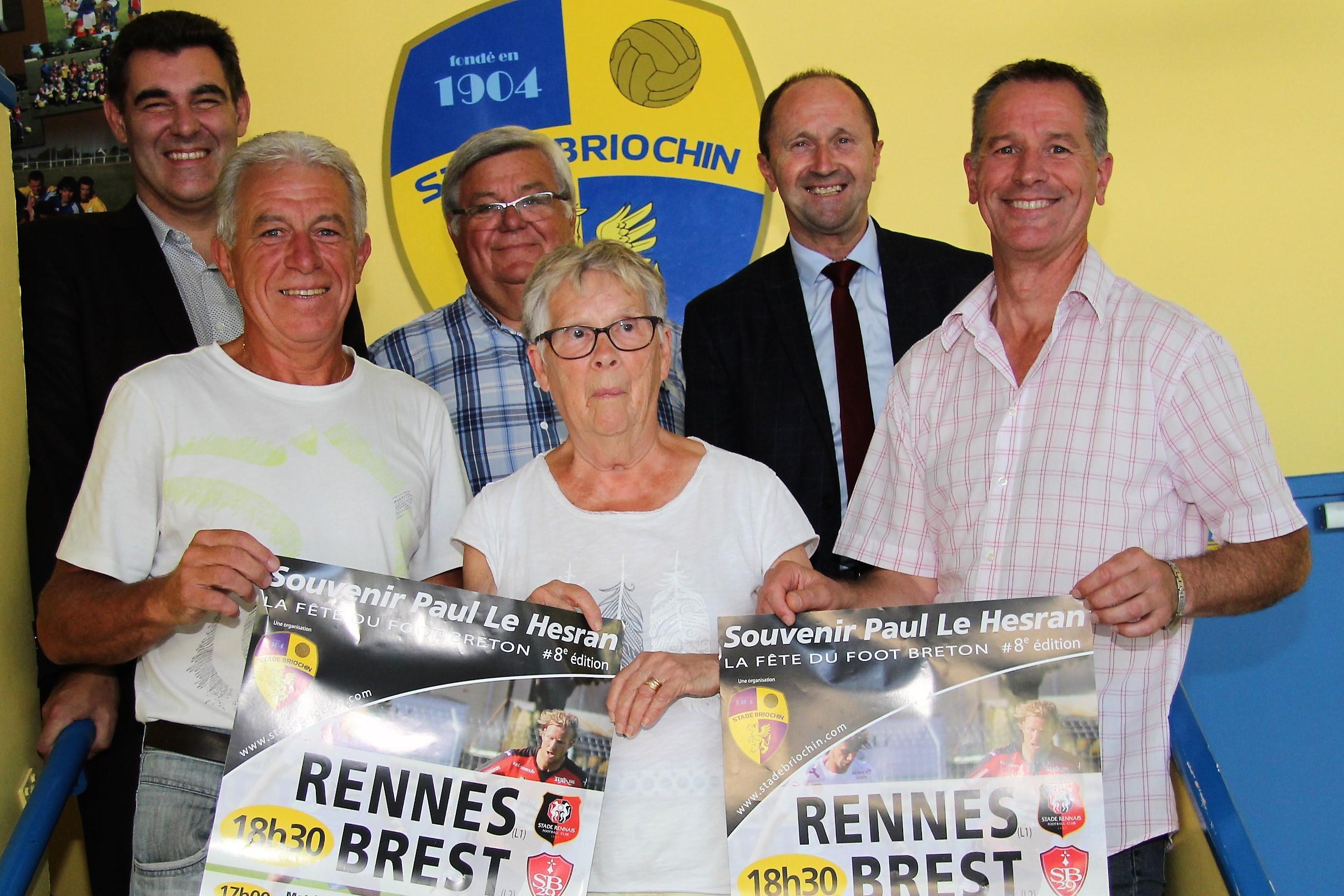 La fête du foot breton à Saint-Brieuc