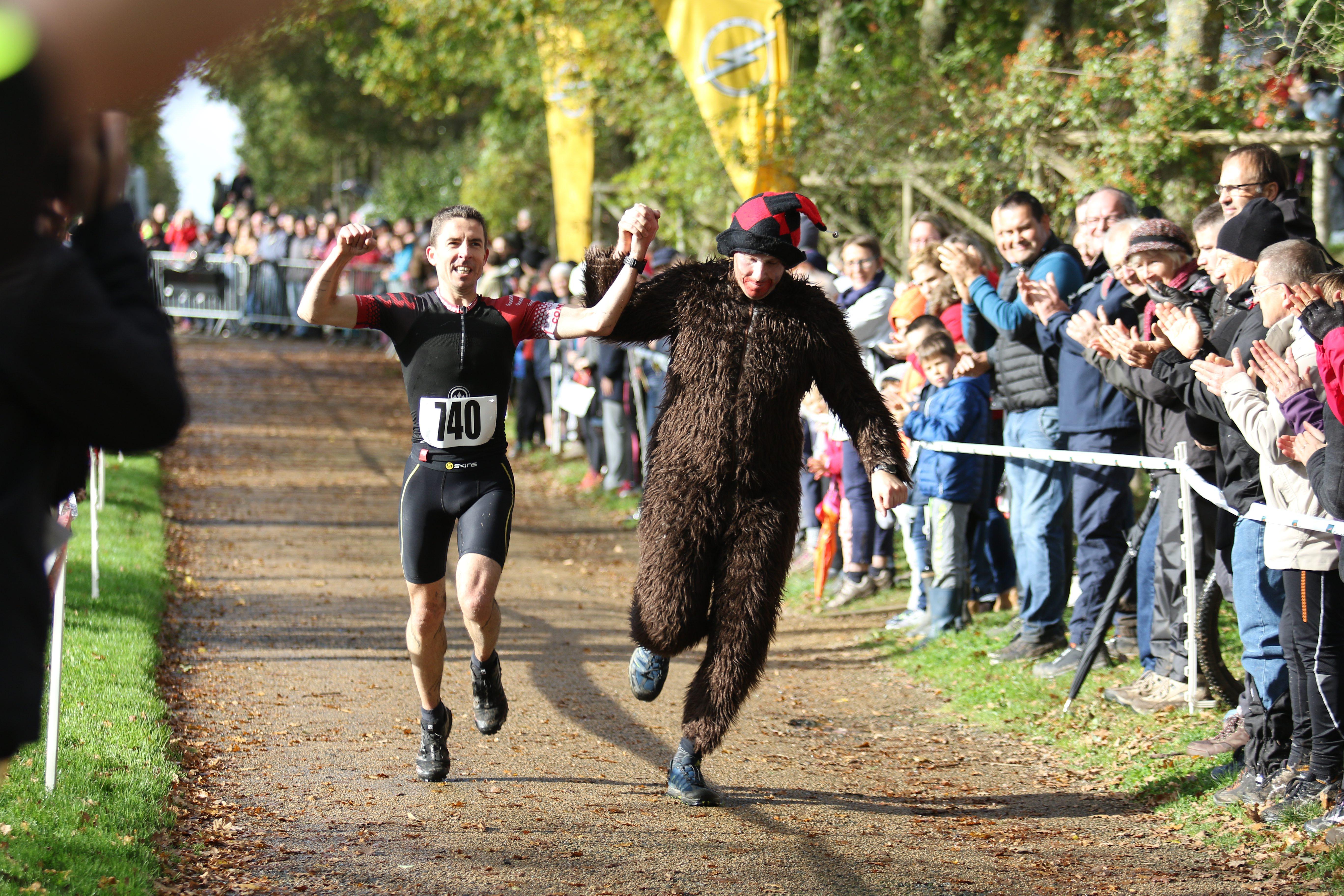Course de l'ours : des traileurs et randonneurs au grand cœur