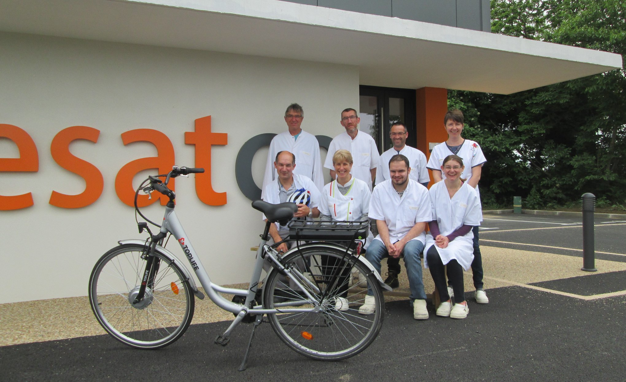 Challenge « A vélo, au boulot » : une édition record !