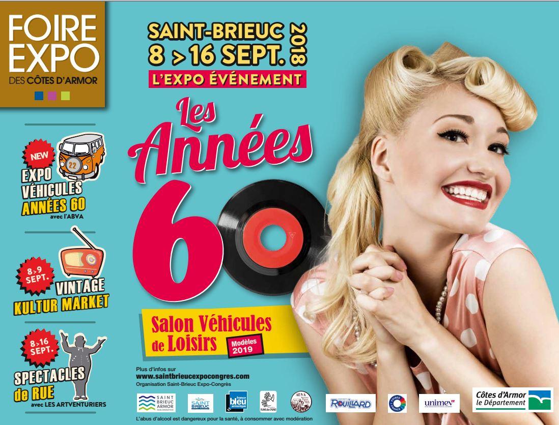 Foire Expo : la Boîte à fringues en tenue des années 60