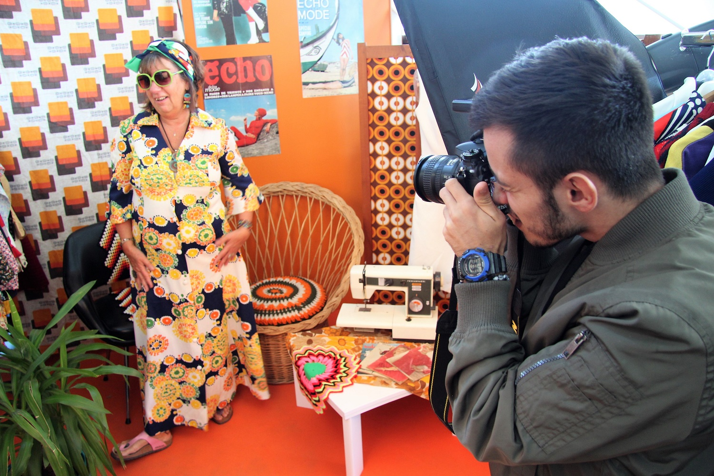 Foire Expo : habillez-vous en sixties et faites-vous photographier