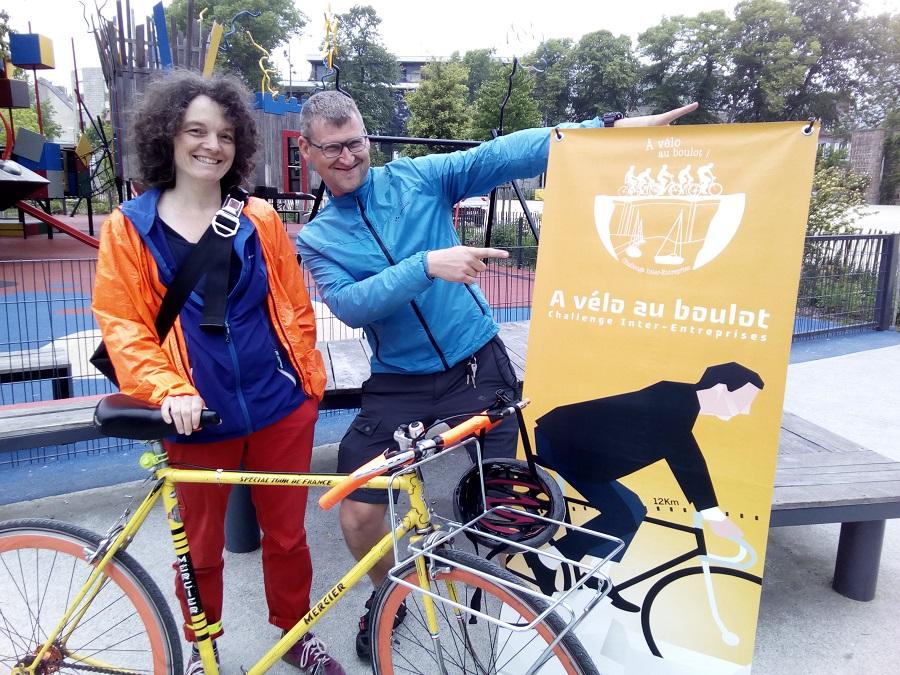 A vélo au boulot : préparez-vous à pédaler du 17 au 23 mai 2021 !