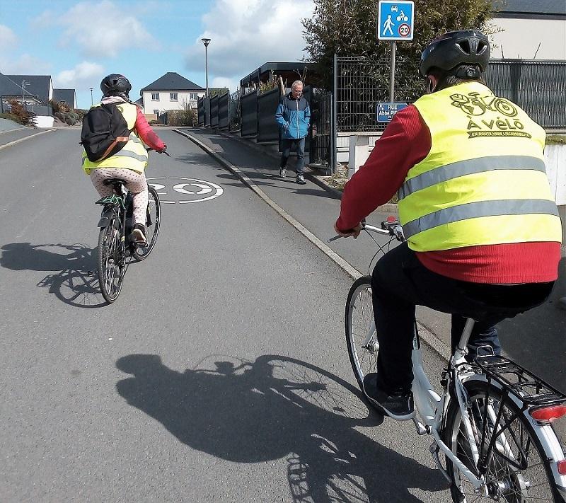 A vélo, en route vers l'autonomie et l'écomobilité !